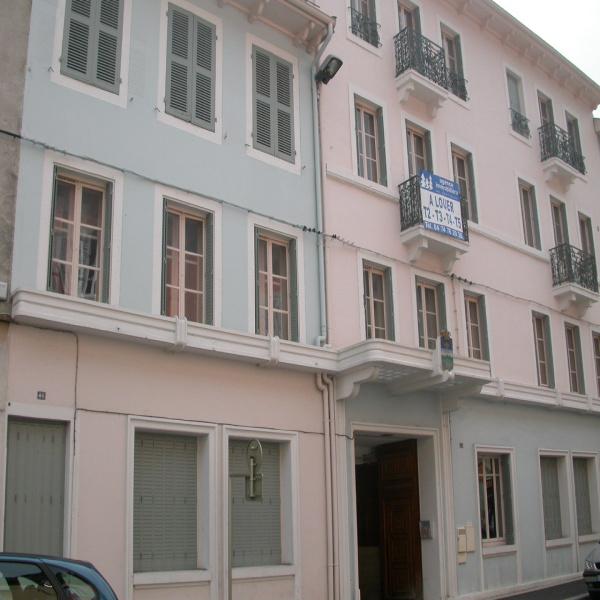 Offres de location Appartement Nantua 01130