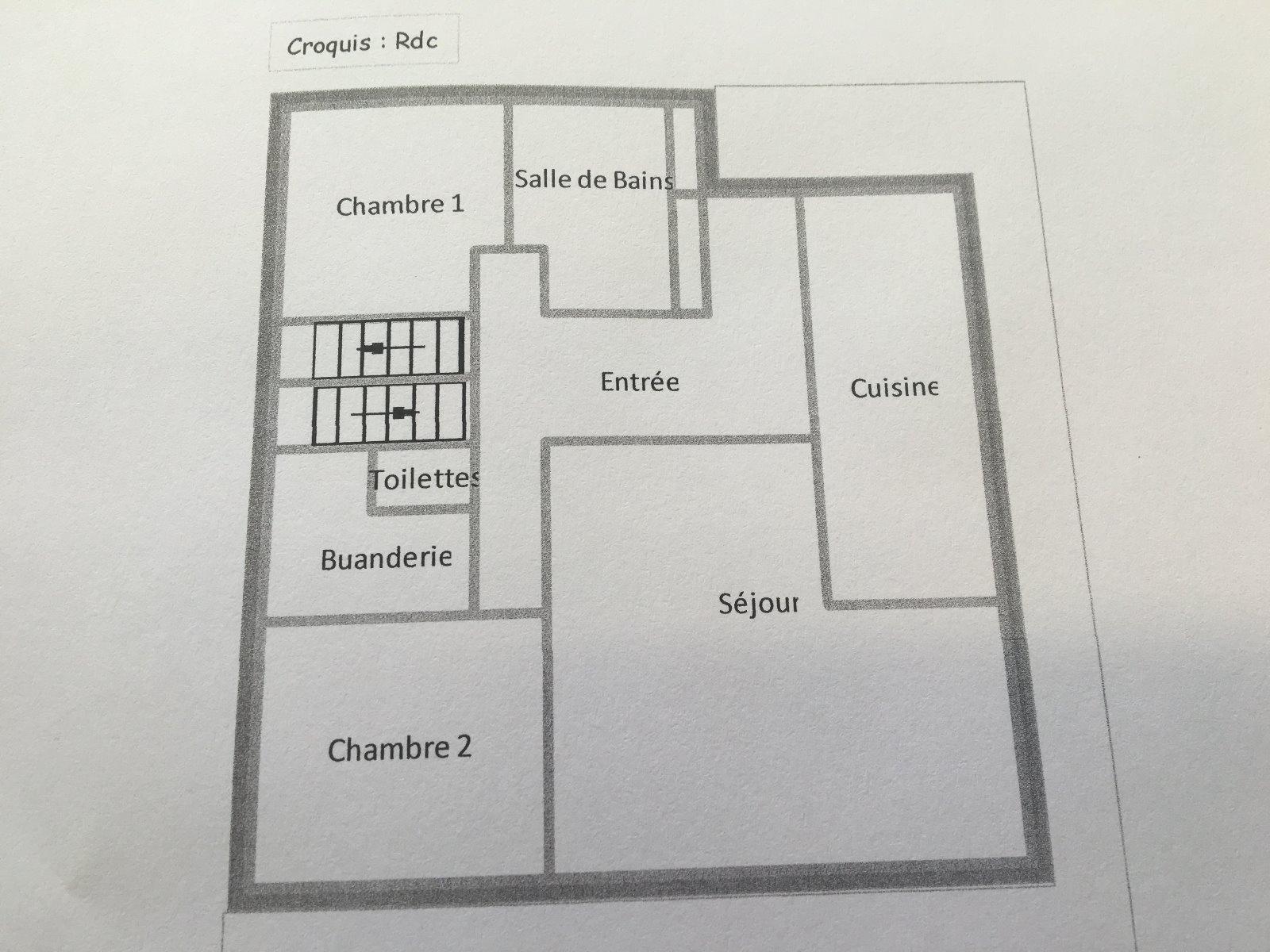 Kit Salle De Bain Pour Caravane ~ vente maison individuelle sur 779 m de terrain a usage d